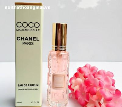 CHANEL COCO MADEMOISELLE - 4D - 20ML