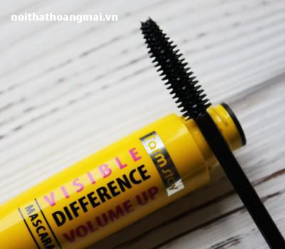 Mascara FARM STAY Visible Difference Volume Up