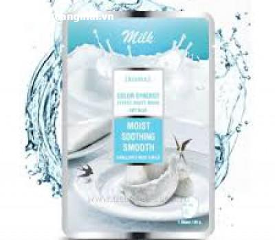 deoproce Color Synergy Effect Sheet Mask 20G - Sky Blue